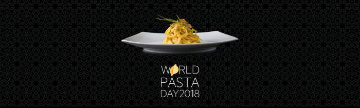 WORLD PASTA DAY 2018